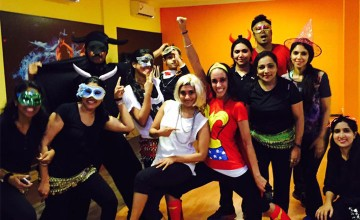 Bollyfit's Halloween Open House - FREE !!