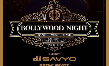 Bollywood Night at The Gateway Hotel