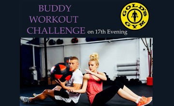 Buddy Workout Challenge