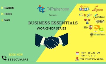 Business Essentials for Employees- Workshop