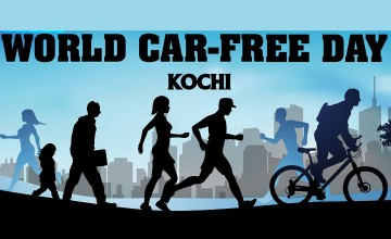 Car Free Day At Kochi