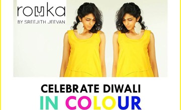 Celebrate Diwali In Colour with Rouka