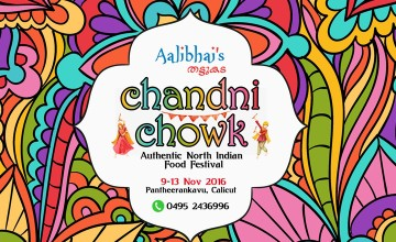 Chandni Chowk, Authentic North Indian Food Festival