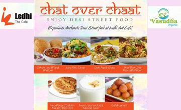 Chat over Chaat-Desi Street food fest