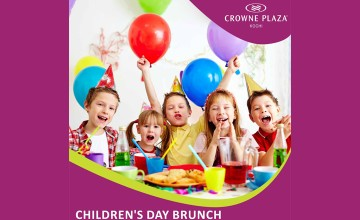 Children's Day Brunch