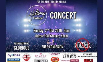 Concert- By Hillsong college