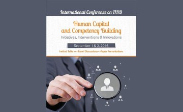 International Conference on Human capital and Competency building