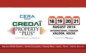 Credai Kochi Property Plus 2016