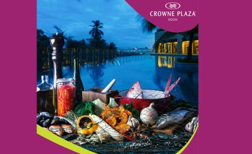 Weekend Seafood Theme Nights at Crowne Plaza