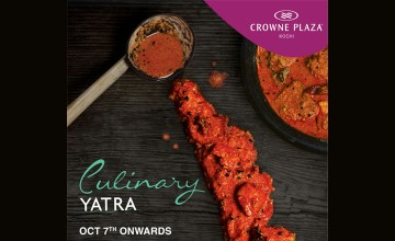 Culinary Yatra by Crowne Plaza