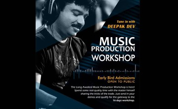 Music production workshop  by Deepak Dev
