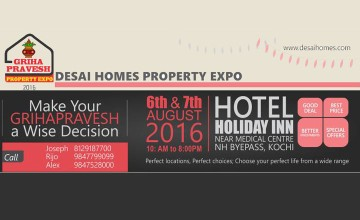 Desai Homes Property Expo