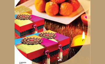 Diwali Celebrations at Le Meridien