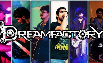 Dream Factory Live at NCIAN Fest 2K16