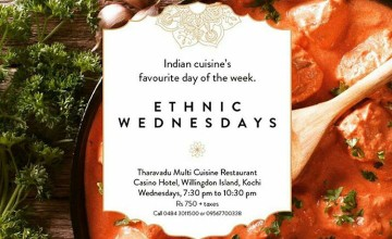 Ethnic Wednesdays-Indian Food Fest