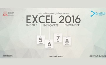 EXCEL 16 - South India's first tech fest is back in Kochi
