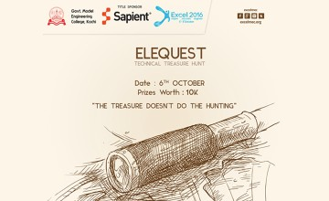 Elequest- The Technical Treasure Hunt
