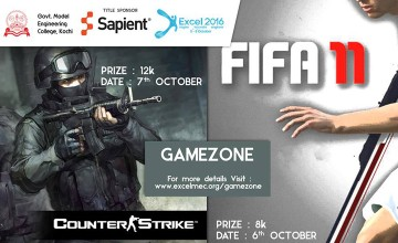 GameZone at Excel 2016