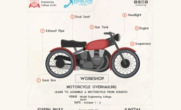 Motorbike Overhauling Workshop