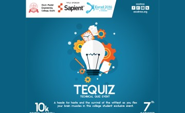 TeQuiz - Exclusive quizzing event