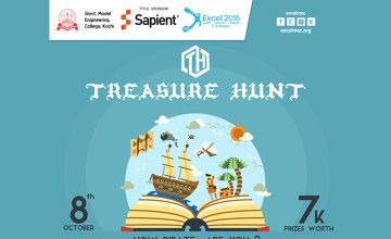 Treasure Hunt Game at Excel 2016
