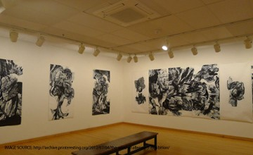 Exhibition of Woodcut Prints