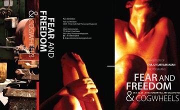 Fear and Freedom & Cogwheels- Exhibition