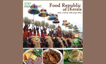 Food Republic of Kerala by Holiday Inn Cochin