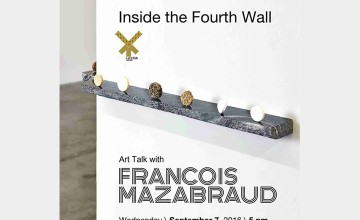 Art Talk with Francois Mazabraud - Kochi-Muziris Biennale