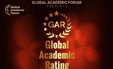 Global Academic Rating Award Ceremony