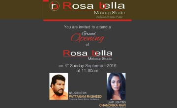 Grand Opening of Rosa Bella