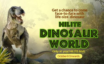HiLITE Dinosaur World