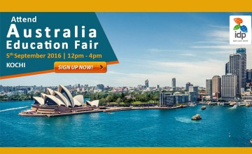 IDP Australian Education Fair