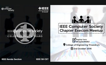IEEE CS Section Congress