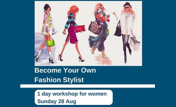 Become Your Own Fashion Stylist-One day workshop