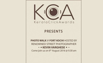 KCA Presents Photo Walk