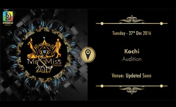 Mr. and Miss India - Kochi Model Audition