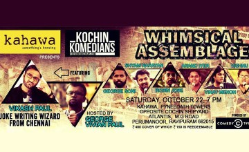 Kochin Komedians Presents Whimsical Assemblage