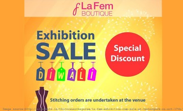 La Fem Exhibition & Sale