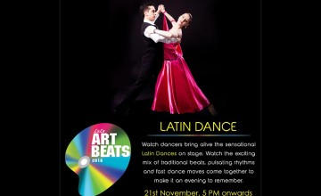 Latin Dance Performance