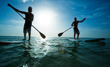 Learn Stand Up Paddling in Kochi !!