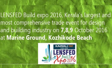 Lensfed Build Expo 2016