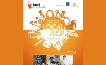 Local Vocal - Musical Dinner Night at Ledhi