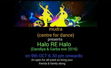 Mudra Presents Halo Re Halo