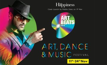 Music, Art & Dance Festival with Prabhu Deva