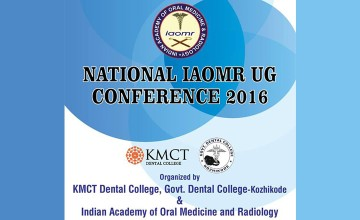 National IAOMR UG Conference 2016