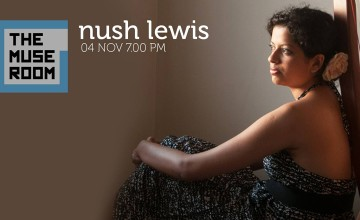 The Muse Room presents Nush Lewis Live