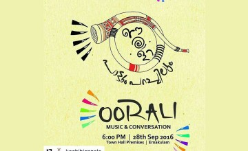 'OORALI'- Music And Conversation