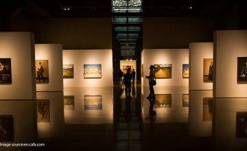 Pentad- Exhibition of Paintings
