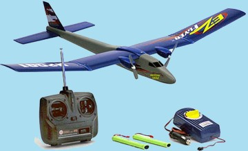 Remote Control Aircraft Display and Competition